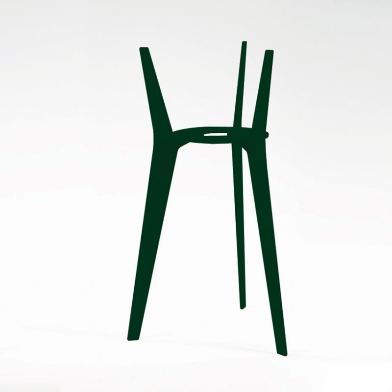 Lift (Size Tall - Dark Green Color) | Kokot Studio
